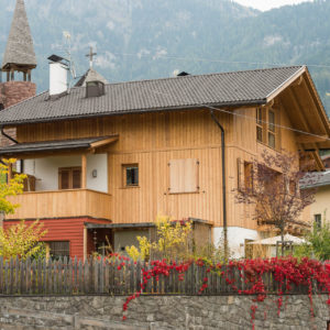 Doppelwohnhaus Seis - Geometer Fill Putzer Schieder