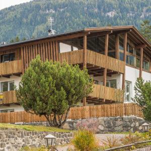 Mehrfamilienwohnhaus Seis - Geometer Fill Putzer Schieder